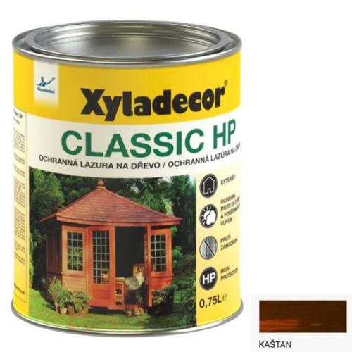 Xyladecor Classic HP kaštan 0,75 l