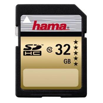 HAMA SDHC CLASS 10 32 GB