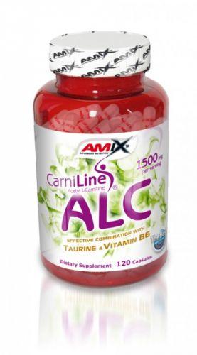 Amix ALC with Taurine plus Vitamin B6 120 kapslí