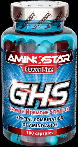 Aminostar GHS Stimulant růstového hormonu 100 kapslí