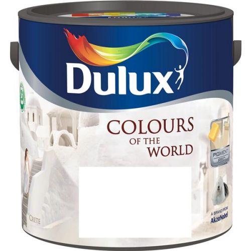 Dulux COW bílé plachty 2,5 l