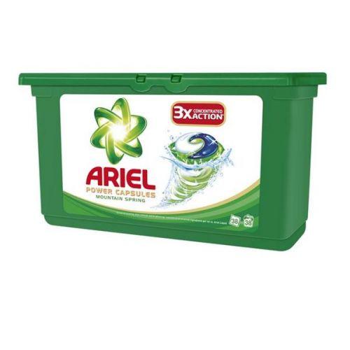 Ariel Color & Style tekuté tablety 38 ks