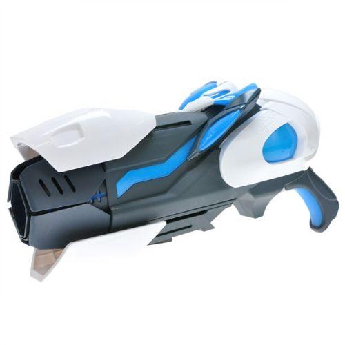 Mikro MAX STEEL Turbo Blaster se světlem a zvukem