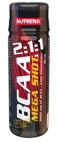 Nutrend BCAA Mega Shot 2:1:1 60 ml