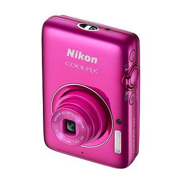Nikon COOLPIX S02 cena od 0 Kč
