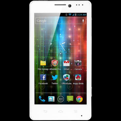 Prestigio MultiPhone PAP5400 Duo cena od 490 Kč