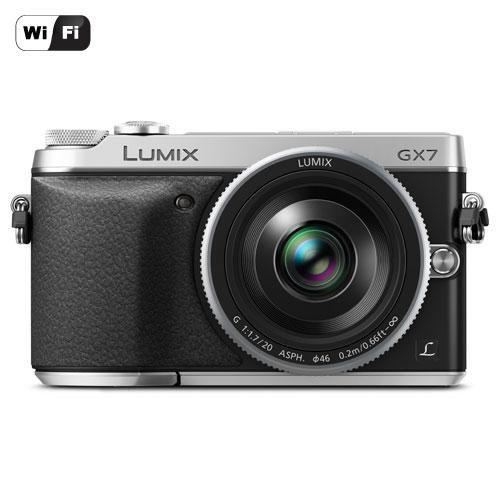 Panasonic Lumix DMC-GX7 cena od 16490 Kč