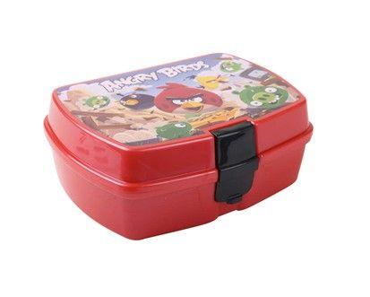 BANQUET Svačinový box Angry Birds cena od 2599 Kč