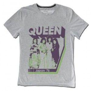 amplified Queen Japan 1976 triko