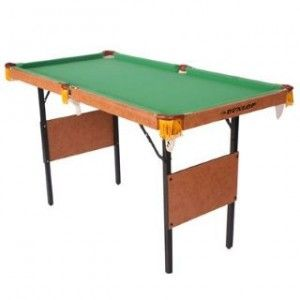 Dunlop 4ft 6 Inch Pool Table