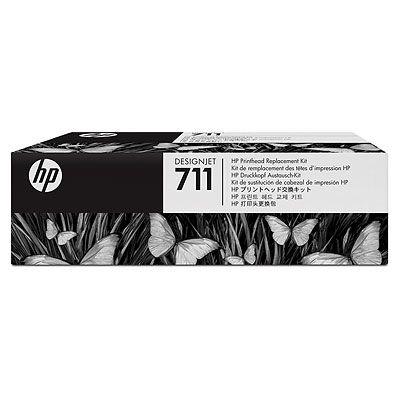 HP C1Q10A No. 711 Sada pro výměnu tiskové hlavy