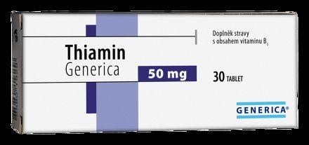 Generica Thiamin 30 tablet