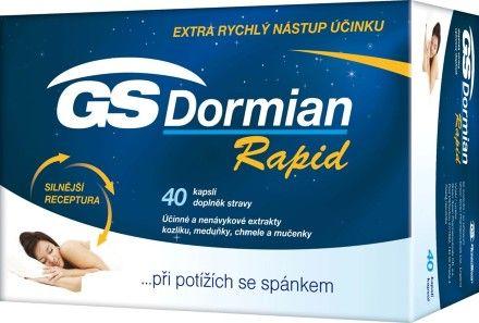 GS Dormian Rapid 40 tobolek