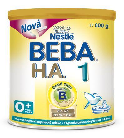 NESTLÉ Beba NEW H.A.1 800 g