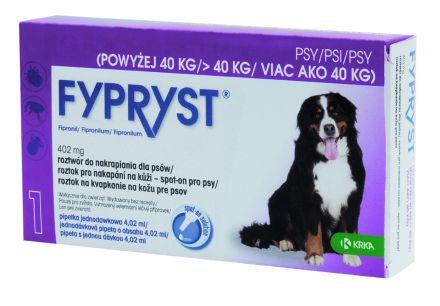 Fypryst Dogs 1x4.02 ml