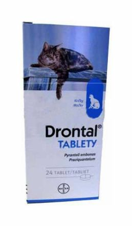 Bayer Drontal 24 tablet
