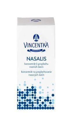 Vincentka Nasalis 300 ml cena od 79 Kč