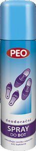 ASTRID PEO deodorační spray do bot 150 ml