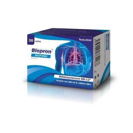 Biopron RESPIRON 30 sáčků