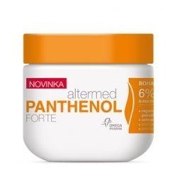 Panthenol Forte 6% tělové máslo 300 ml