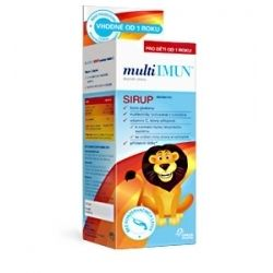 MultiIMUN sirup 150 ml