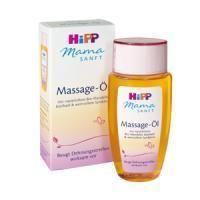 HiPP MAMASANFT Masážní olej na strie pro maminky 100 ml