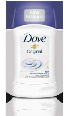 DOVE Deo Stick Original antiperspirant 40 ml cena od 38 Kč