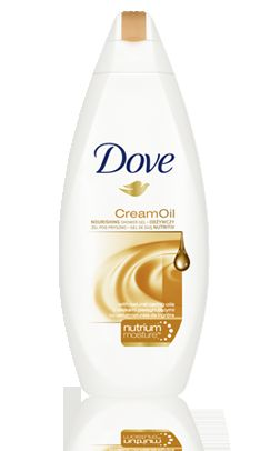 DOVE Supreme Silk Cream olejový SG 250 ml