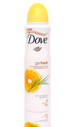 DOVE Deo Spray Grapefruit&citronová tráva 150 ml