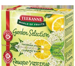 TEEKANNE Garden Selection n.s.20x2,25 g cena od 58 Kč