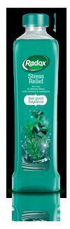 RADOX Stress Relief koupelová pěna 500 ml