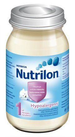 Nutrilon 1 hypoalergenní 24x90 ml