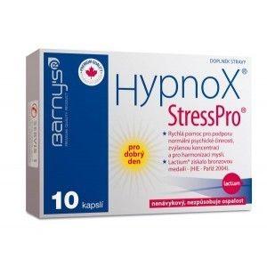 Barnys HypnoX StressPro 10 tobolek