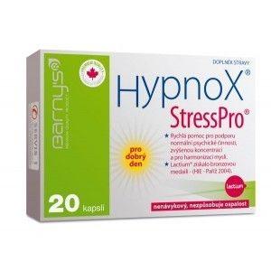 Barnys HypnoX StressPro 20 kapslí