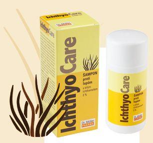 Ichthyo Care šampon proti lupům 3% 100 ml