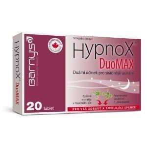 Barnys Hypnox DuoMAX 20 tablet