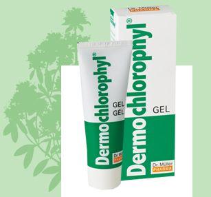 Dermochlorophyl gel 50 ml