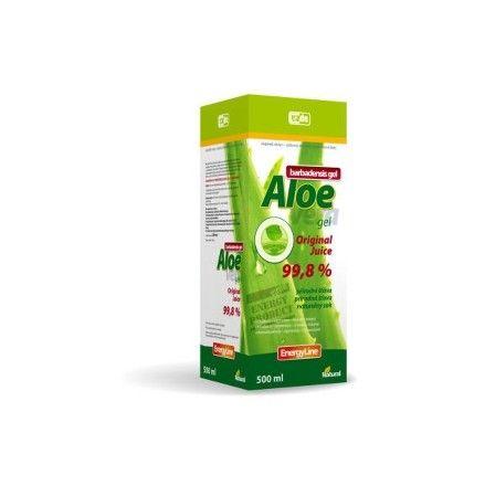 Aloe vera gel přírodní šťáva 500 ml