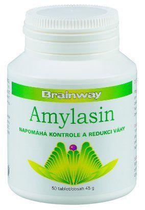 Brainway Amylasin 50 tablet