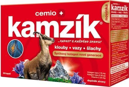 Cemio KAMZÍK 60 tobolek