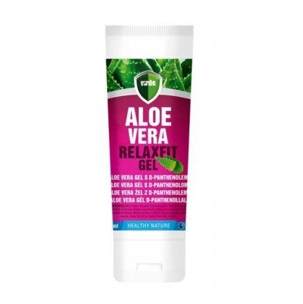Aloe vera gel s D-panthenolem 200 ml