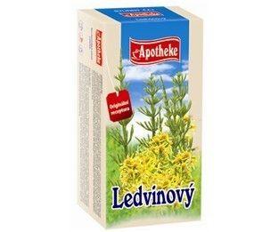 Apotheke Ledvinový čaj 20x1,5 g