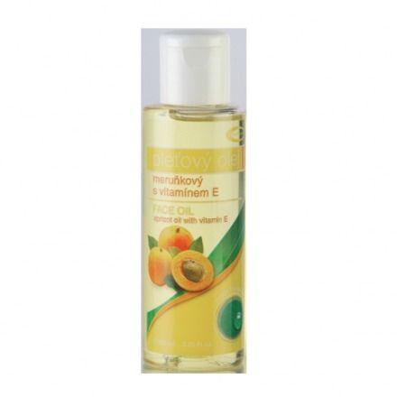 TOPVET Mandlový olej 100% s vitamínem E 100 ml