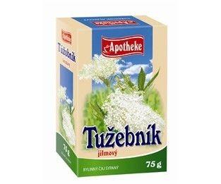 Apotheke Tužebník jilmový nať sypaný čaj 75 g