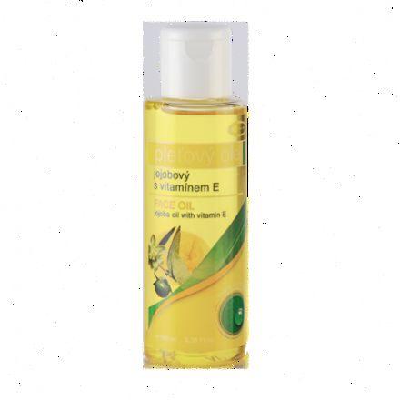 Jojobový olej 100% s vitamínem E 100 ml