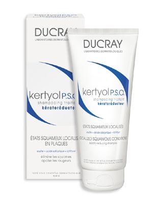 DUCRAY Kertyol PSO šampon 200 ml
