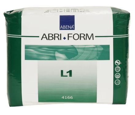 Inkontinentní kalhotky Abri Form L1 26 ks
