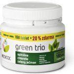 Green Trio Medicol Chlor.Spirul.Zelený ječmen 180 tablet