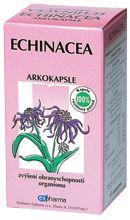 Arkokapsle Echinacea 45 kapslí cena od 230 Kč