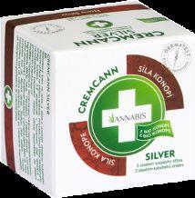 Cremcann silver krém s koloid stříbrem 15 ml